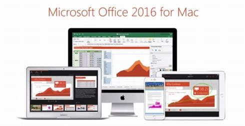 「Office 2016 for Mac」正式版
