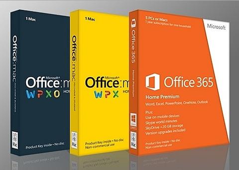 Office Macの購入方法
