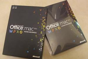 Microsoft Office: MAC 2011 Home & Business
