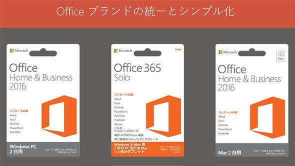 Office 2016 for Mac をインストールしてみました!