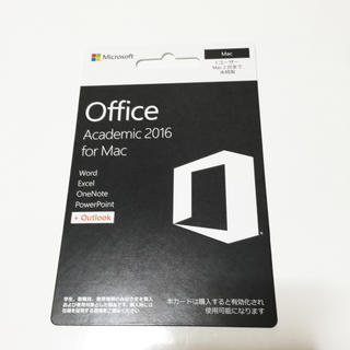 Office 2016 for Mac 画像