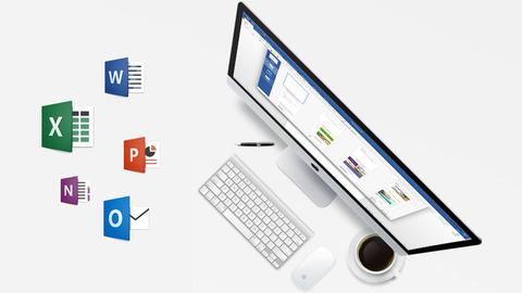 office mac 2016 display
