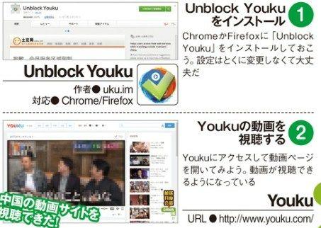 日本人拒否のサイトを視聴する