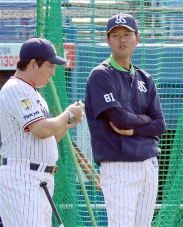 野球/芸能】ヤクルト・押尾コー...