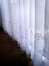 熊沢邸白裾刺繍