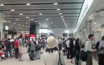 新大阪駅20180618