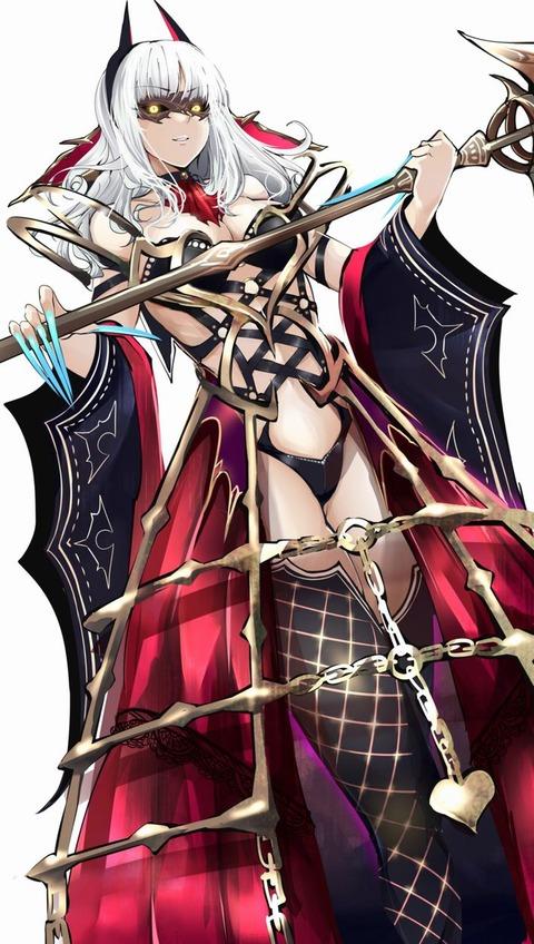 2707198f s - 【Fate/Grand Order】カーミラさんの二次エロ画像:剥ぎコラ