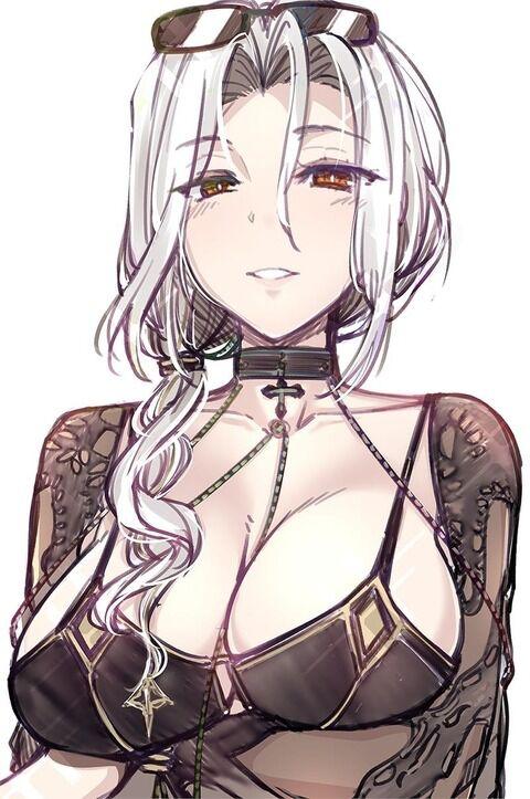 2a555485 - 【Fate/Grand Order】カーミラさんの二次エロ画像:剥ぎコラ