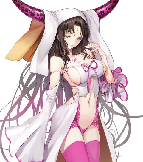4e7b6902 s - 【Fate/Grand Order】殺生院キアラさんの二次エロ画像:剥ぎコラ