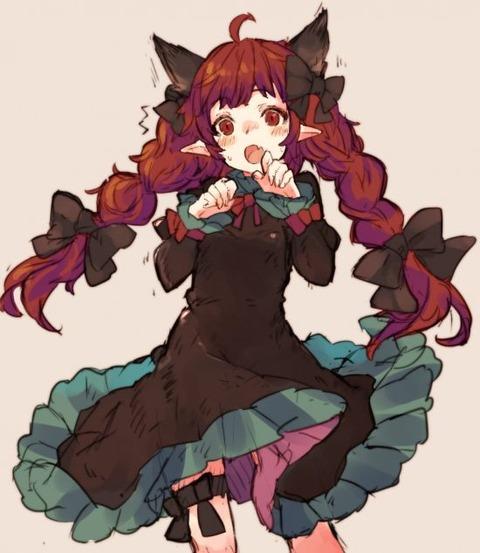 700f0f09 s - 【二次】三つ編みヘアーが可愛いすぎる女の子w:vol3