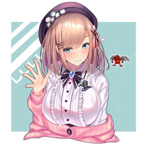 71c17f80 s - 【Vtuber・にじさんじ】女子大生、鈴原るるちゃんの二次エロ画像:剥ぎコラ