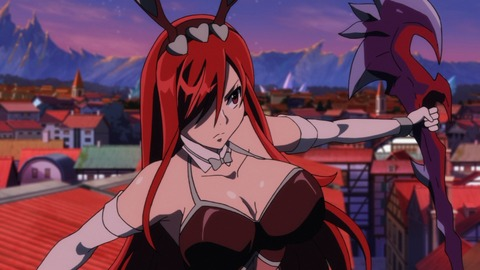 7d9c9307 s - 【二次】Erza Scarlet Dragon Cryちゃんのエロ画像:<Fairy Tail>