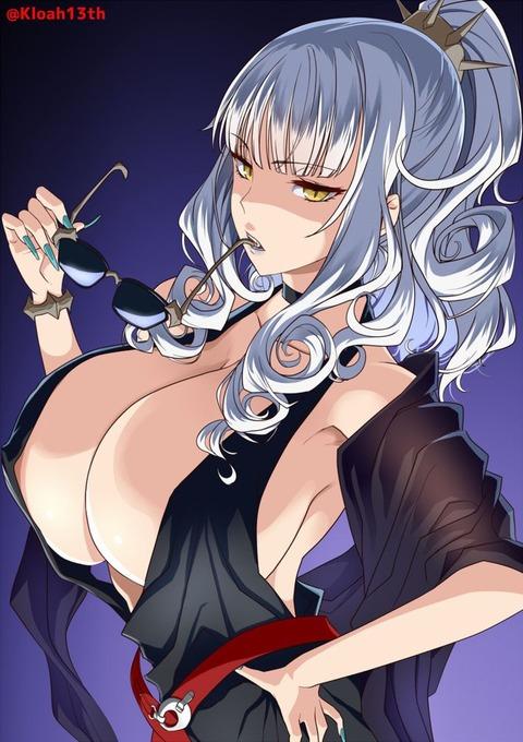 84b95ffb s - 【Fate/Grand Order】カーミラさんの二次エロ画像:剥ぎコラ