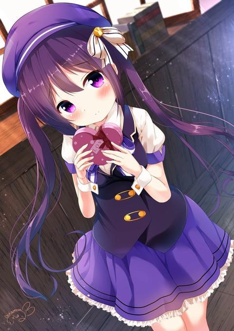 a5628c8c s - 【二次】かわいいツインテールの美少女!エロ画像:vol2
