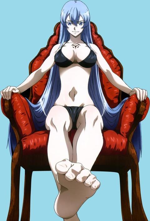 b20d3f75 s - 【アカメが斬る!】氷の女王、エスデス様のエロ画像:剥ぎコラ