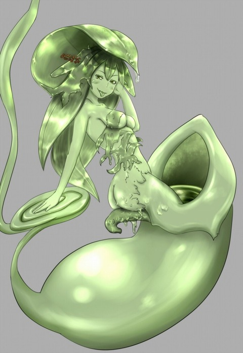 bb514353 s - 【モンスター娘】アルラウネちゃん(植物の妖精)の二次エロ画像