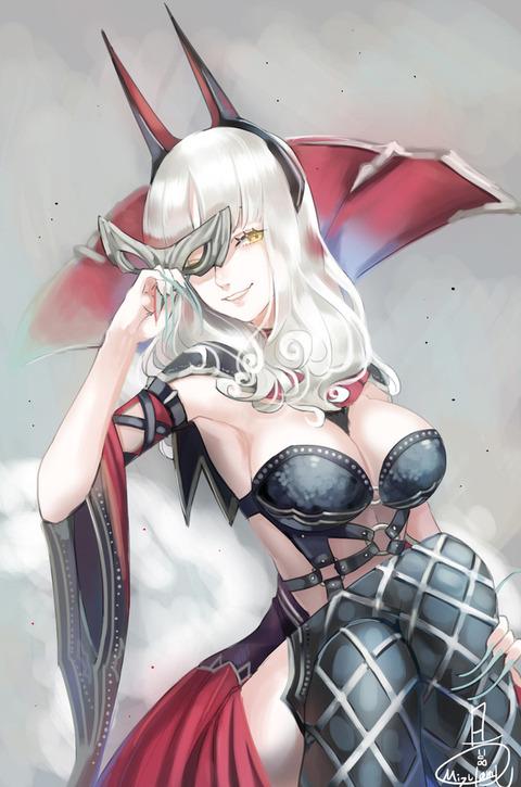d48b8c30 s - 【Fate/Grand Order】カーミラさんの二次エロ画像:剥ぎコラ