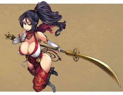 da59a329 s - 【二次】くノ一(女忍者)のエロ画像が中々良い!:その3