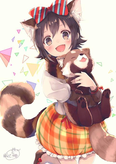 fdbb140b s - 【2次】獣耳の可愛いキャラクターのエロぃイラスト:その17