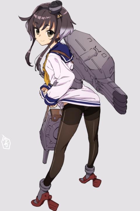 fe4748f0 s - 【二次】エッチに見えるストッキング履いた美少女のエロいイラスト:その3