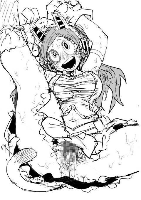 9cd7d09b - 【二次】ラグドール(知床 知子)ちゃんのエロ画像:<僕のヒーローアカデミア>