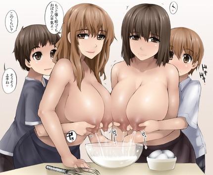 母乳 搾乳 milk_二次エロ画像151