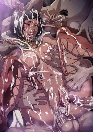 2a6a868d s - 【2次】「ドラゴンズドグマ」メルセデスのエロ画像:イラスト
