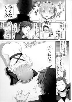 Re:ゼロから始める異世界体験 レム ラム46