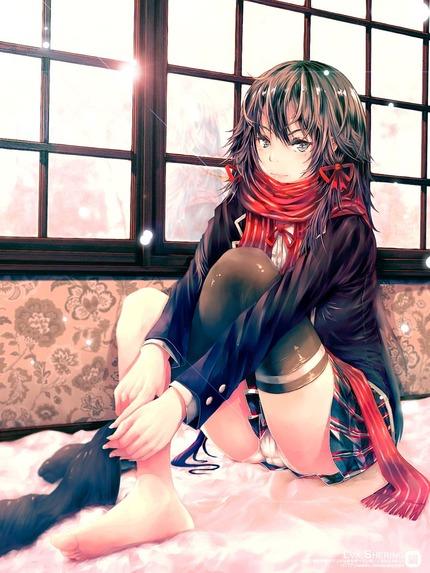 やはり俺の青春ラブコメはまちがっている。 _nijiero00236の写真