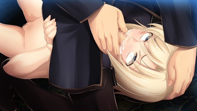 50ae30cb s - 【二次】口内射精で女子のお口にザーメンでまみれてるエロ画像:その2
