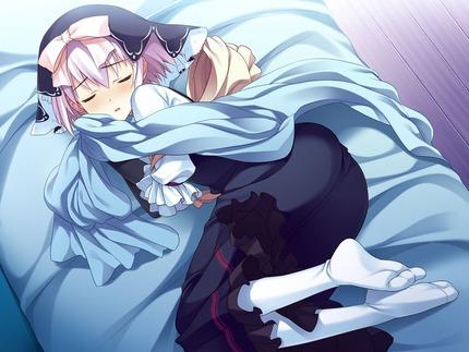 (二次 寝顔)思わず襲いたくなる女の子の画像まとめ02  |エロッチャ‼︎ 二次エロ画像|
