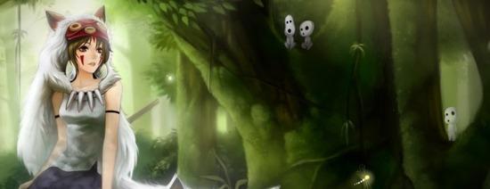 アニメ ジブリ もののけ姫 サン pic52