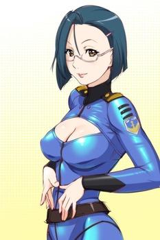 宇宙戦艦ヤマト2199 新見薫18