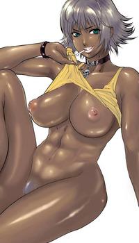 62aed07d s - 筋肉質の引き締まったボディの美少女エロ画像まとめ|二次|