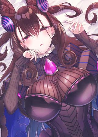 692e63ef s - 【Fate/Grand Order】紫式部さんの二次エロ画像:剥ぎコラ