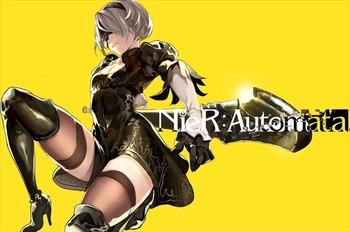 715b6a00 s - NieR:Automata-ニーアオートマタ-の2Bちゃんのエロ画像まとめ:二次