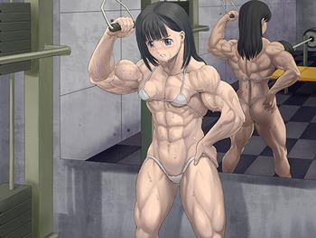 73c215f6 s - 筋肉質の引き締まったボディの美少女エロ画像まとめ|二次|