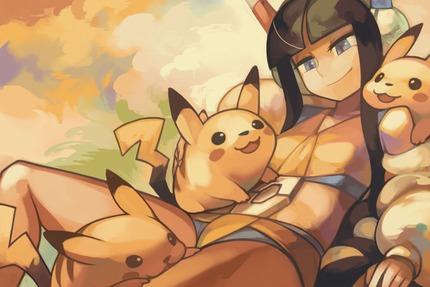 ポケモン(Pokémon)_二次エロ画像276
