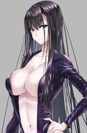 77ac165e s - 【Fate/Grand Order】紫式部さんの二次エロ画像:剥ぎコラ