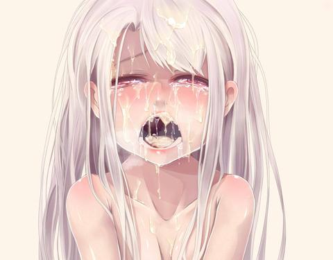 7d766203 s - 【二次】Fate/stay nightのイリヤのエロ画像
