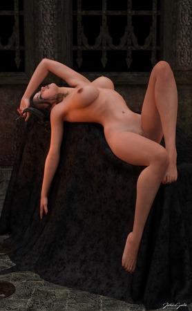 8535b68b s - 【2次】ハイクオリティすぎるCGのサキュバスお姉さんに犯されるエロ画像