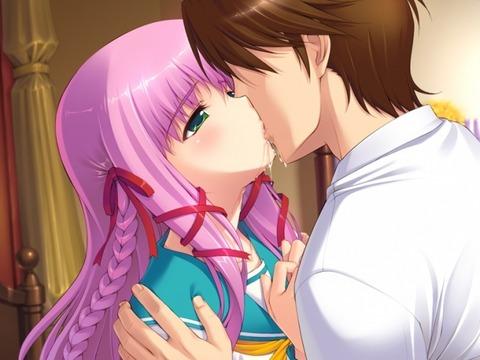 8d442fdf s - エッチにキスしてるかわいい画像