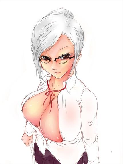 アニメ:白木芽衣子ちゃん「監獄学園」のエロ画像
