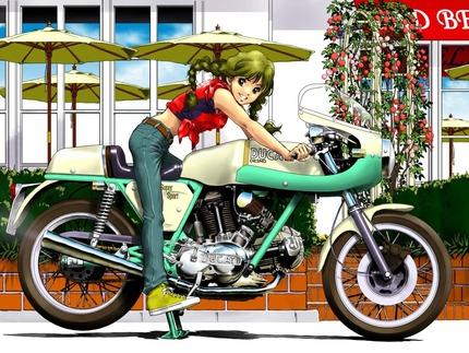 97aefc06 s - (エロあり)バイク系女子の画像まとめ