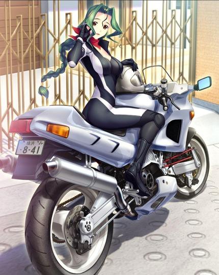 97f2e475 s - (エロあり)バイク系女子の画像まとめ