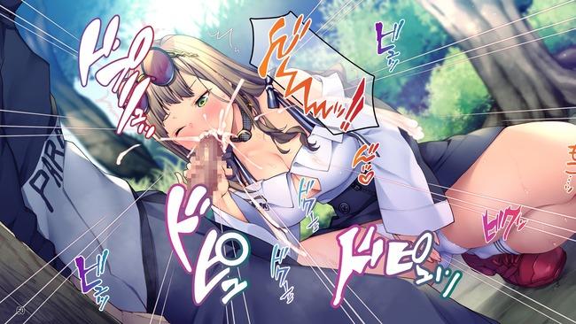 9d5e4cb5 s - 【二次】口内射精で女子のお口にザーメンでまみれてるエロ画像:その3