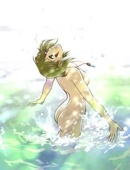 アニメ ジブリ もののけ姫 サン pic34