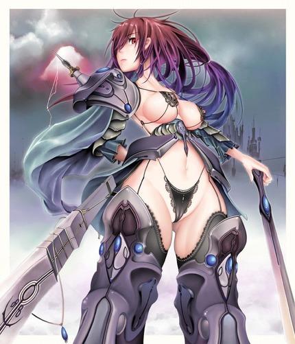 女戦士_エロ画像 00036の写真