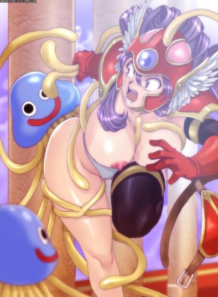 ゲーム ドラゴンクエスト ドラクエ _二次エロ画像140
