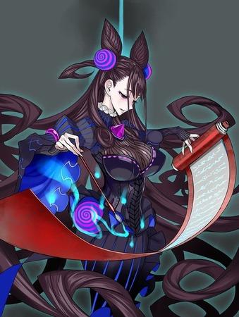 a68a0479 s - 【Fate/Grand Order】紫式部さんの二次エロ画像:剥ぎコラ